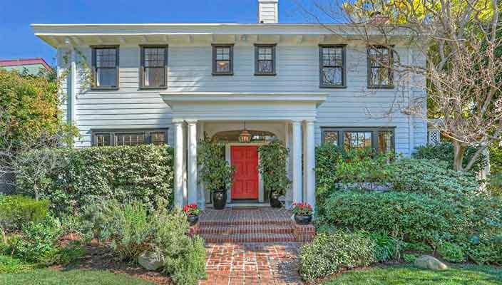Дом Кэтрин Хейгл в Лос-Анджелесе продается | цена и фото