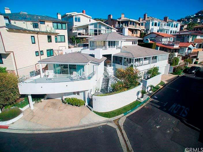 Дом Уоррена Баффета в Калифорнии