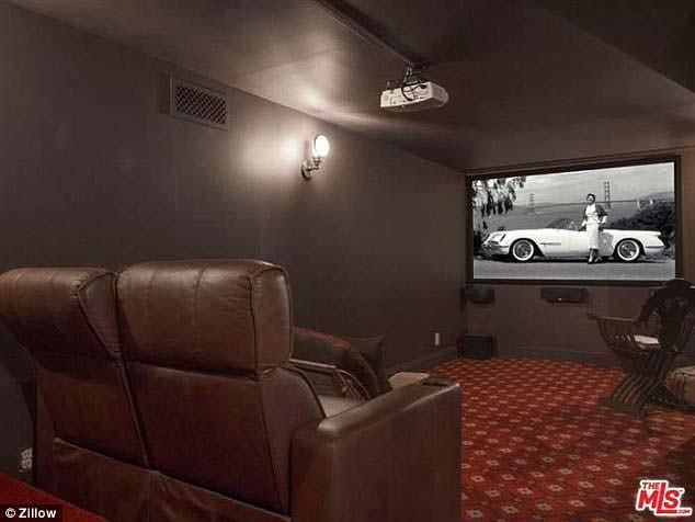Кинотеатр в частном доме