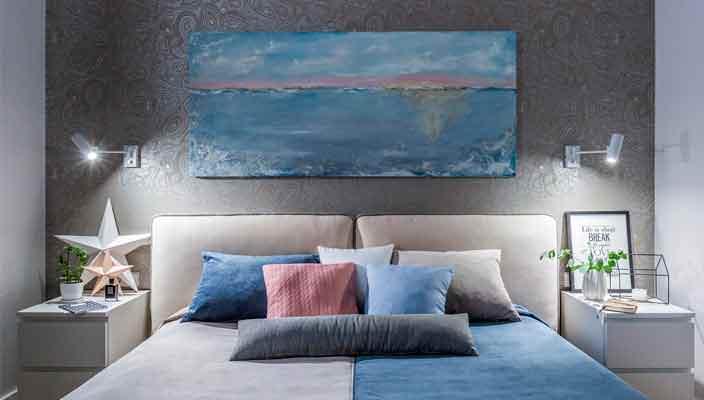 Interia: дизайнерские кровати, диваны и предметы интерьера