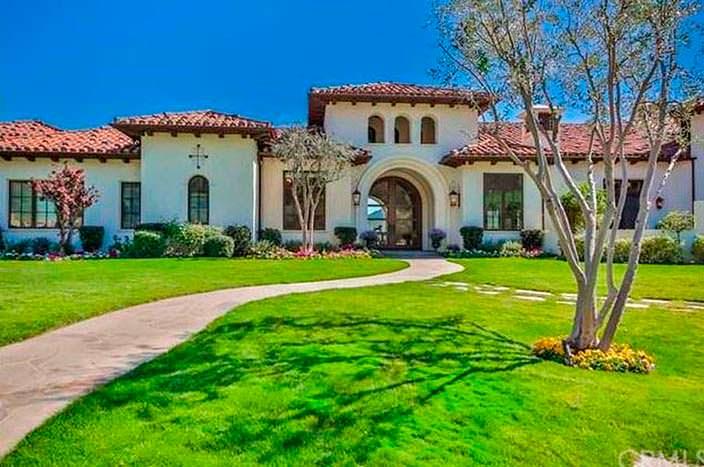 Дом Бритни Спирс в Калифорнии