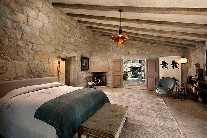 Дизайн дома со сводчатыми потолками