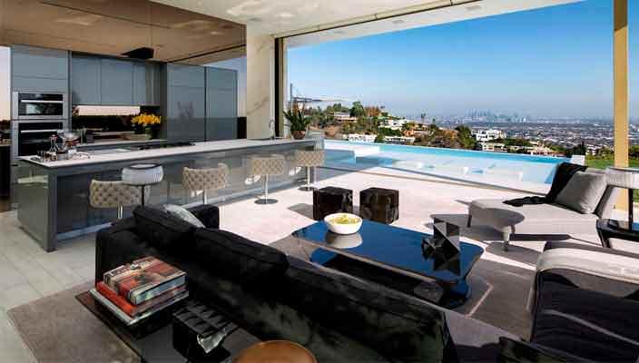 Продается дом за $100 миллионов в Бель-Эйр | фото