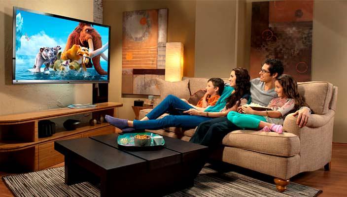 Будущее за интернет телевидением!