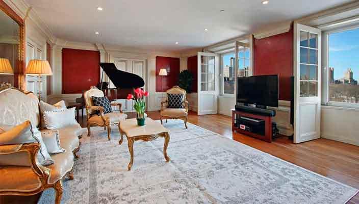 Продается квартира Дэвида Боуи в Нью-Йорке | фото и цена