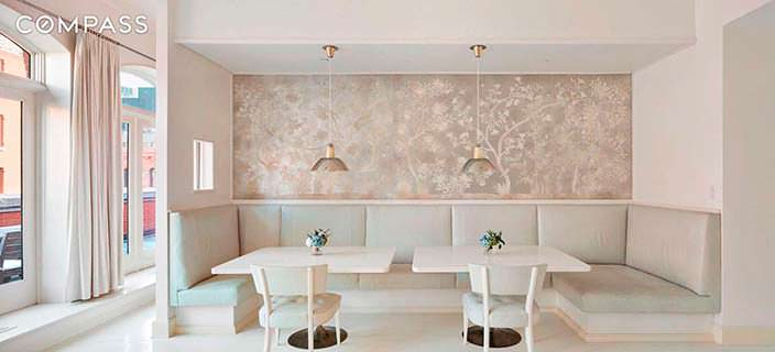 Дизайн столовой в квартире