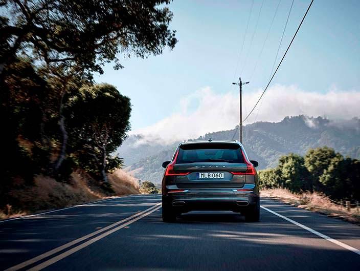 Кроссовер Volvo XC60 нового поколения