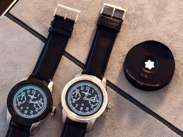 Смарт-часы Montblanc Summit