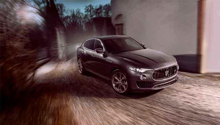 Novitec подготовил тюнинг Maserati Levante | фото, видео