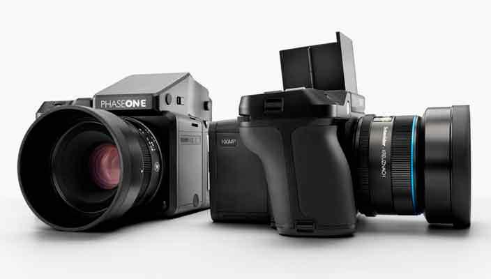 Вышла 100-мегапиксельная камера от Phase One и Sony