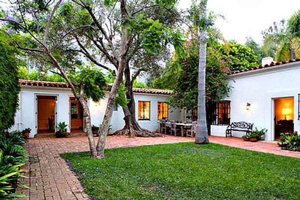 Фото | Дом в испанском стиле Мэрилин Монро в Калифорнии
