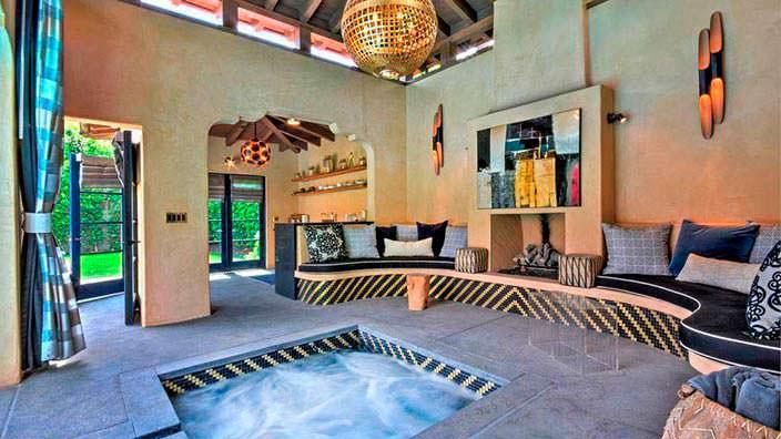 Фото | Дизайн комнаты с джакузи