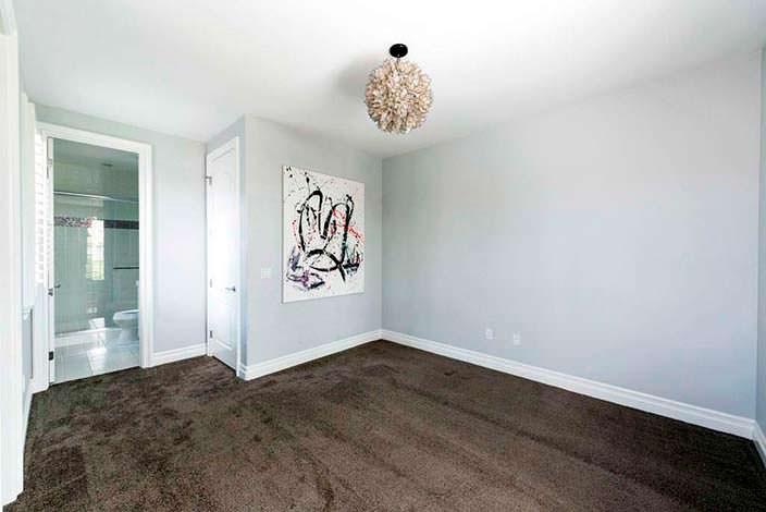 Фото | Пастельная палитра цветов в дизайне спальни