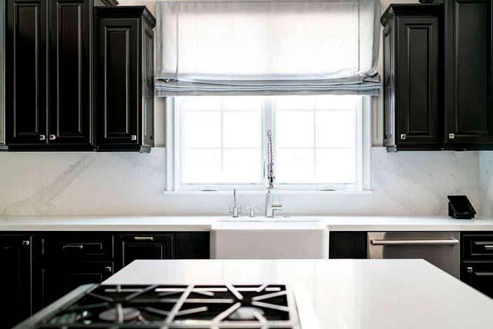 Фото | Профессиональное оборудование для кухни Viking в доме