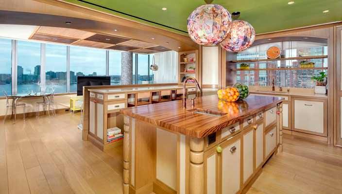 Тайра Бэнкс продает квартиру в Нью-Йорке | фото, цена