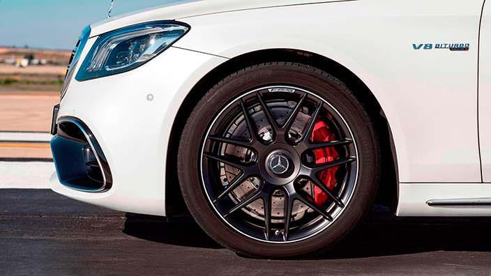 Колеса Mercedes-AMG S63