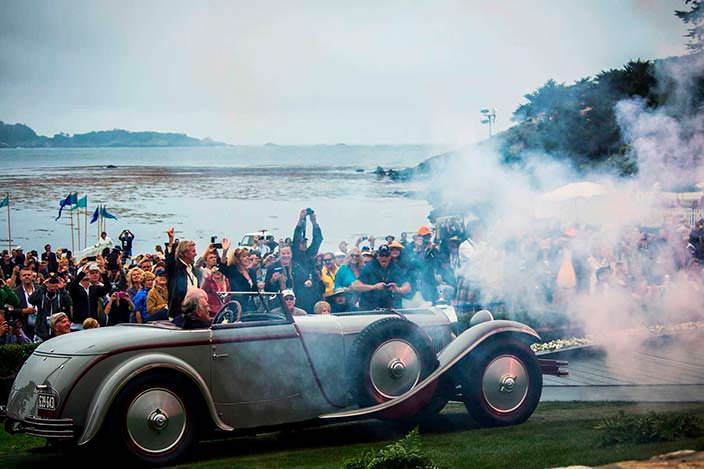 Фото | Mercedes-Benz 680 S Torpedo Roadster 1928 года выпуска