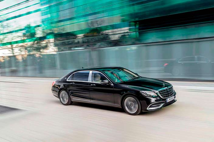 Mercedes-Maybach S-Class 2018