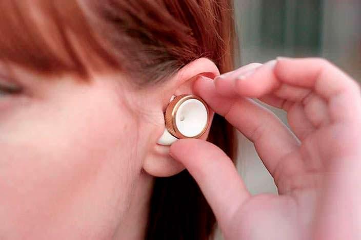 Knops: акустические беруши с регулировкой громкости