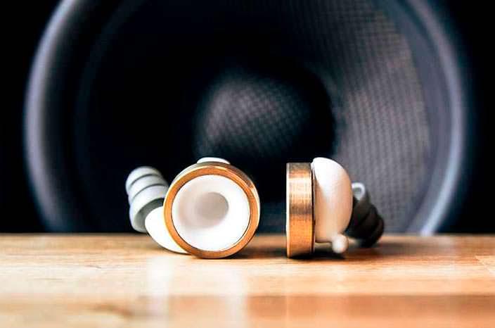 Knops: беруши с регулировкой громкости