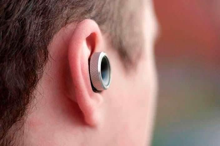 Knops: регулировка громкости шума окружающего мира