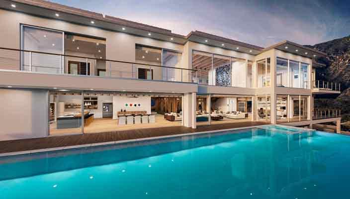 Продается самый дорогой дом в Малибу за $81 млн   фото