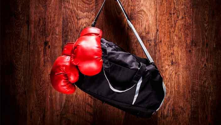 Amunicia Sports Shop: боксерские перчатки и спорттовары