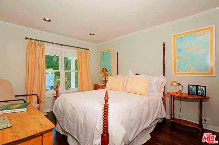 Дизайн спальни в традиционном стиле