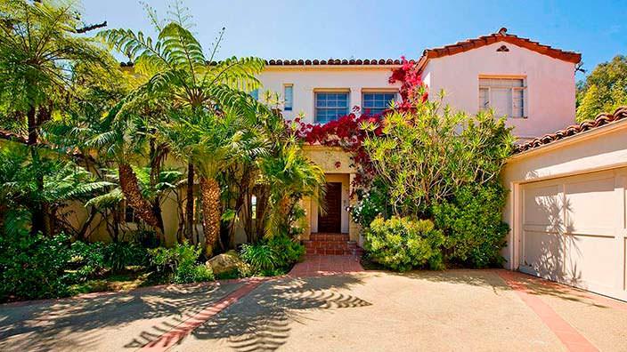 Фото | Дом в испанском стиле в Лос-Анджелесе, Калифорния
