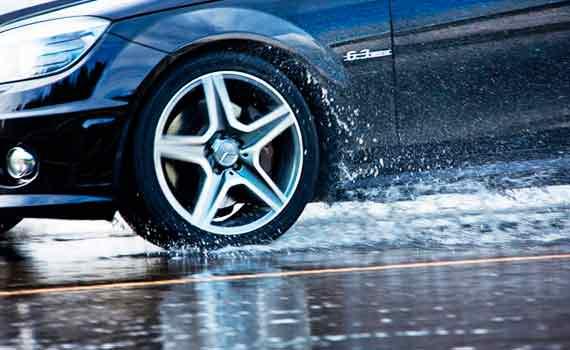 Автомобильные дождевые шины