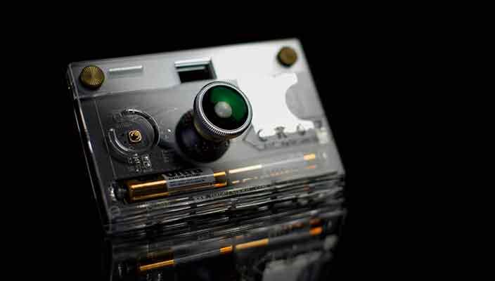 Вышла камера с прозрачным корпусом CROZ для эстетов | фото