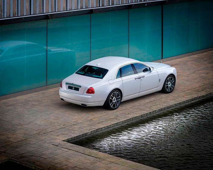 Фото | Rolls-Royce Ghost Seoul Edition для Южной Кореи
