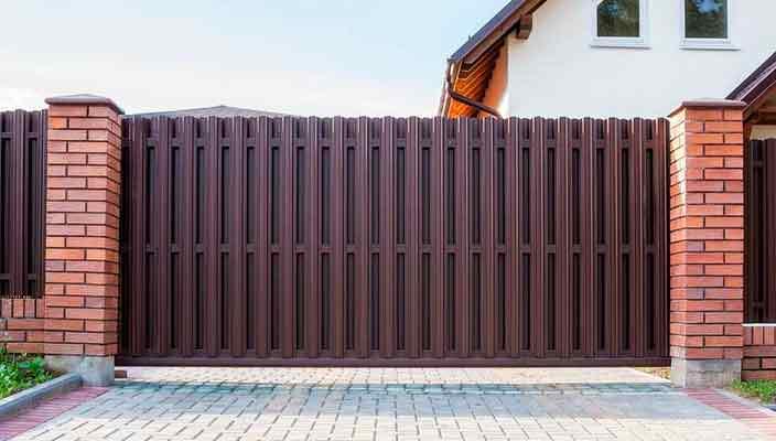 СП КИЕВ: откатные ворота, фурнитура, автоматика и аксессуары