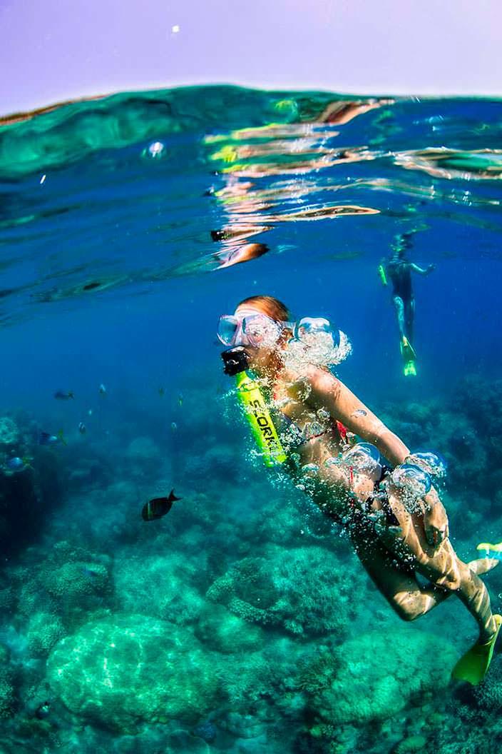 Дешевый баллон SCORKL: до 10 минут под водой