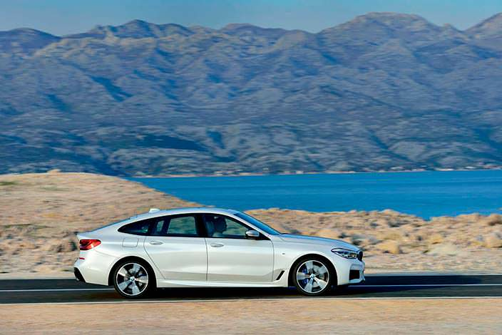 Новая BMW 6-Series Gran Turismo