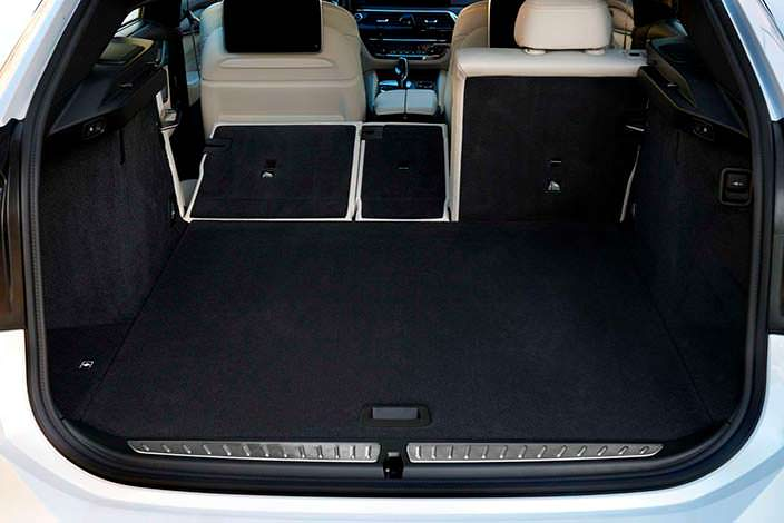Багажник BMW 6-Series Gran Turismo
