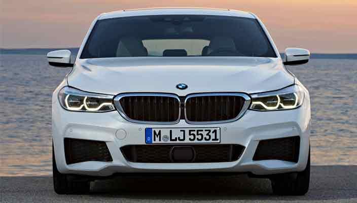 Вышел новый лифтбэк BMW 6-Series Gran Turismo   фото, видео