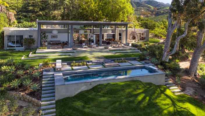 Натали Портман купила дом с видом на океан | фото, цена