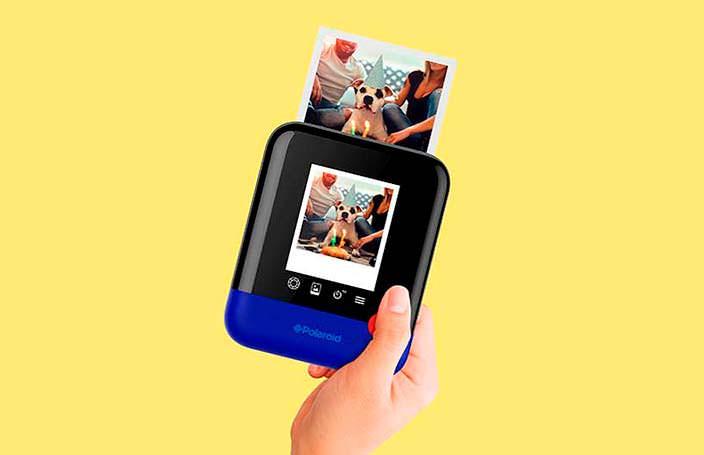 Фотоаппарат со встроенным принтером Polaroid Pop