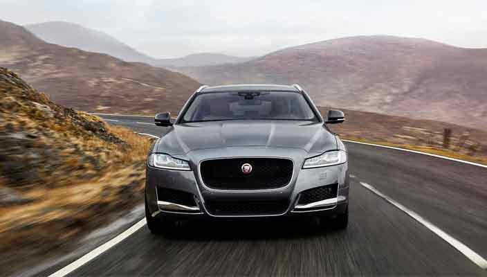 Новый универсал Jaguar XF Sportbrake официально | фото, видео
