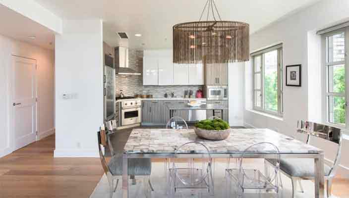 Кендалл Дженнер продает квартиру в Лос-Анджелесе   фото, цена