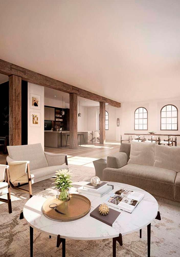 Новая квартира Мег Райан в Нью-Йорке