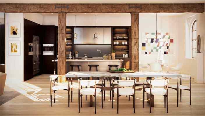 Мег Райан купила новую квартиру в Нью-Йорке | фото и цена