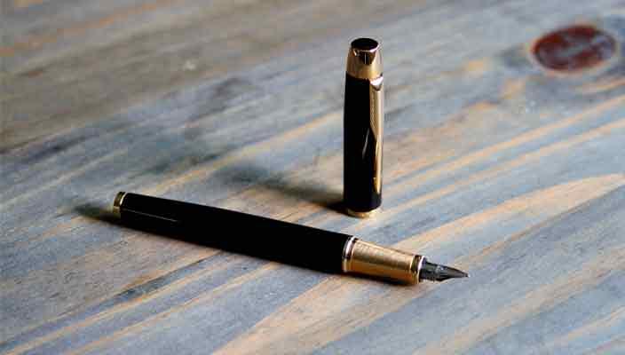 Правила подбора ручки Parker