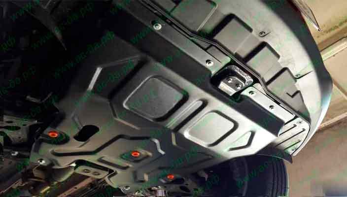 Что выбрать: защиту двигателя или днища?