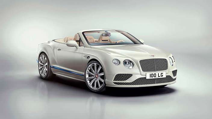 Фото | Bentley Continental GT Convertible Galene от Mulliner