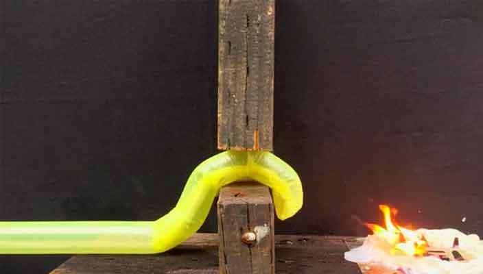 В Стэнфорде создан робот-змея, способный пролезть где угодно
