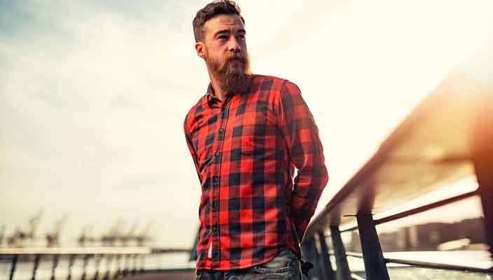 The Man: магазин стильной мужской одежды в Украине