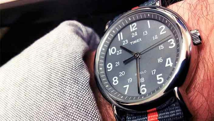 Вчерашний и сегодняшний день бренда Timex