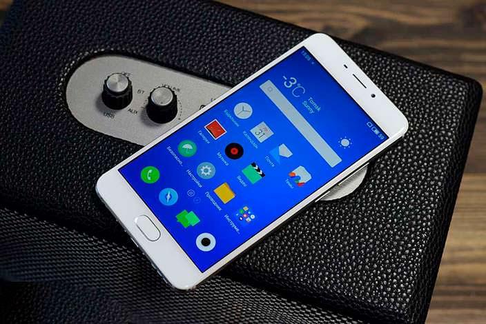Смартфон среднего уровня Meizu M5 Note 3